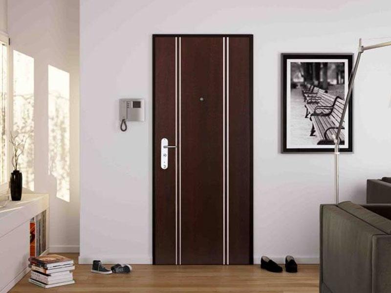 Novedad puerta acorazada fichet spheris puerta de entrada para piso point fort fichet madrid - Aislar puerta entrada piso ...