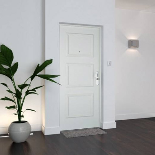 Puerta acorazada fichet spheris puerta de entrada para piso point fort fichet madrid - Puerta acorazada madrid ...