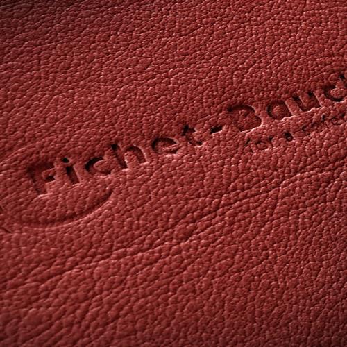 Caja fuerte Fichet Bauche Carena Leather cuero