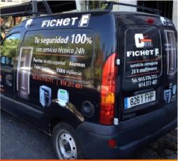 Cerrajeros Fichet en Madrid
