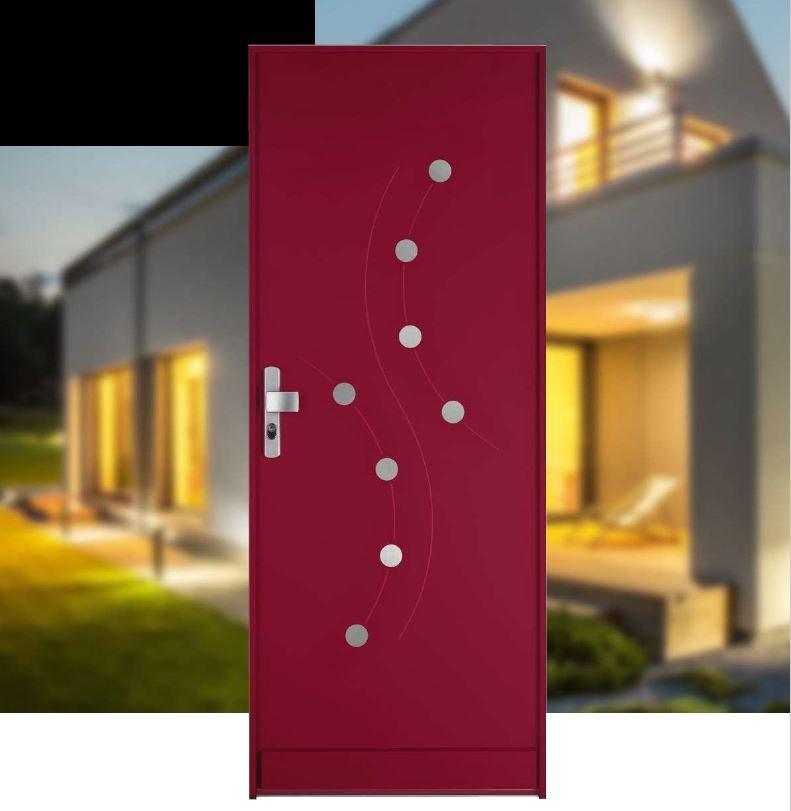 Puertas acorazadas Fichet Stylea S para Chalet continox fichet madrid