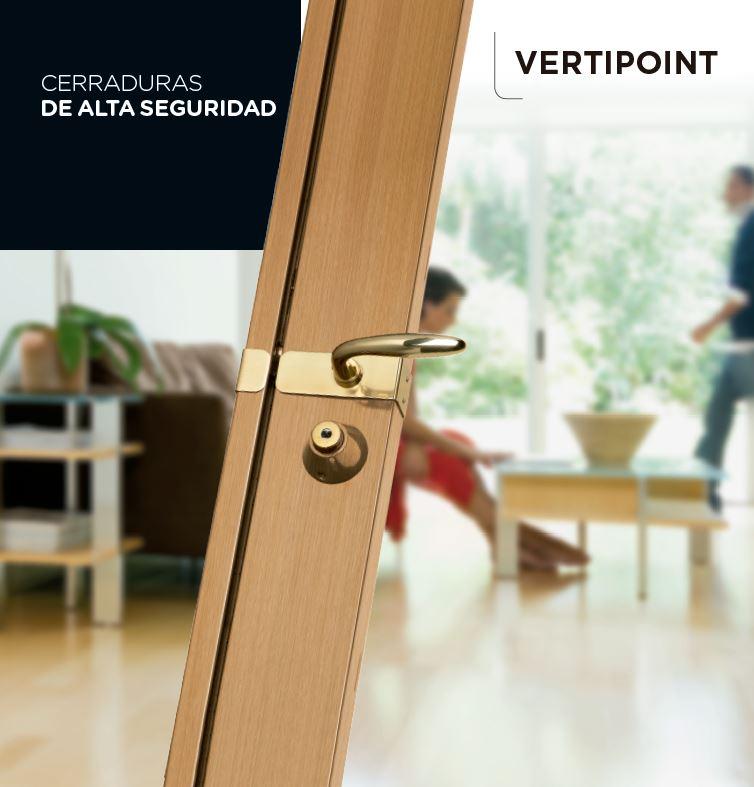 Cerraduras de Seguridad Fichet Vertipoint Point Fort Fichet Continox Madrid