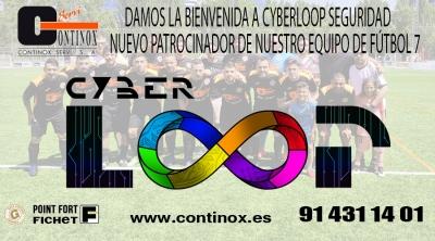 Cyberloop nuevo patrocinador del equipo de fútbol 7 de Continox