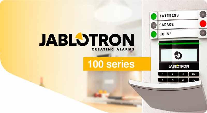 Alarma Jablotron101 KR Continox Madrid