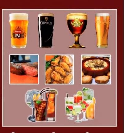 Brujas Pozuelo y sus 3 CCC, Cervezas, Cenas y Copas