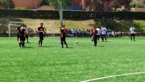 Nueva victoria y liderato del equipo de Fútbol 7 Continox Cyberloop