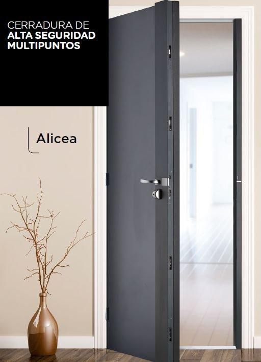 Cerraduras de Seguridad Fichet Alicea en Madrid Continox Fichet
