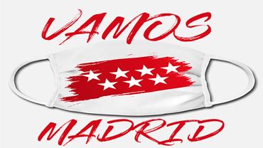 ¡VAMOS MADRID!