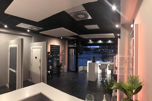 Ifom Security tienda oficial Continox en Valdemoro Interior Tienda