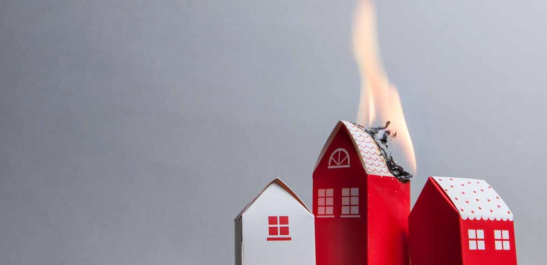 Sistema de seguridad para evitar riesgos ambientales en casa
