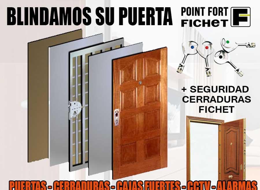 ¿Puedo blindar mi puerta sin tener que cambiarla?