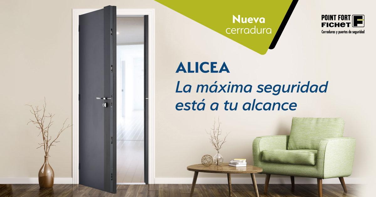 Cerraduras Fichet Alicea en Madrid
