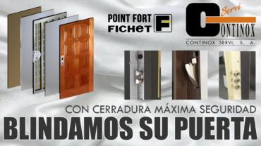 Las mejores Puertas Blindadas en Madrid