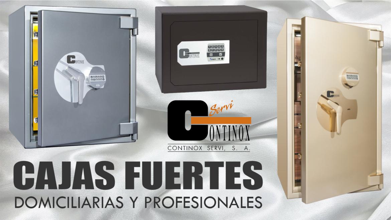 Las mejores Cajas Fuertes en Madrid