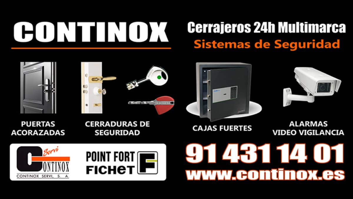 Servicio Técnico Fichet Madrid