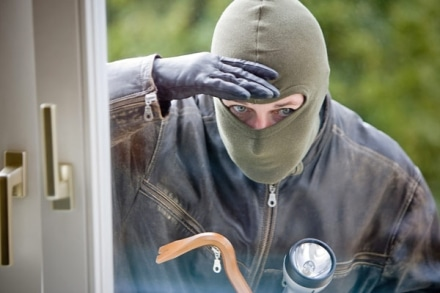Métodos más usados por los ladrones para saltar la seguridad